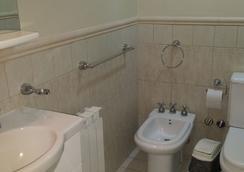 巴塔哥尼亞套房及公寓式酒店 - Trelew - 浴室