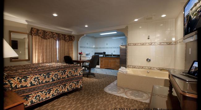 Crystal Lodge Motel - 文圖拉 - 臥室