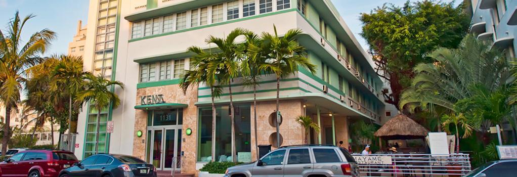 The Kent Hotel - 邁阿密海灘 - 建築
