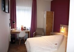 阿森貝格酒店 - 斯圖加特 - 臥室