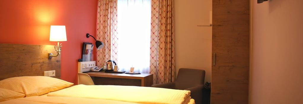 Hotel Azenberg - 斯圖加特 - 臥室