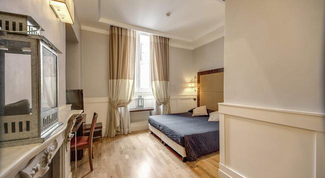 939 Hotel - 羅馬 - 臥室