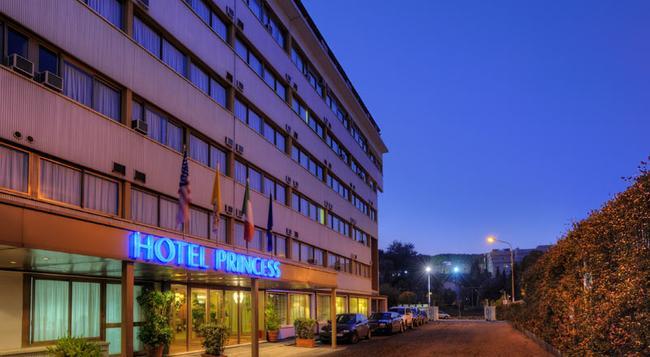 Hotel Princess - 羅馬 - 建築