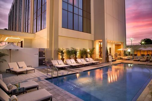 邁阿密機場EB酒店 - Miami Springs - 建築