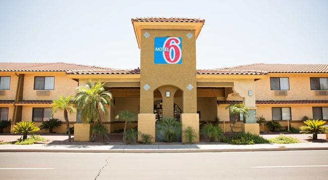 Motel 6 Phoenix - Scottsdale West, AZ - 鳳凰城 - 建築