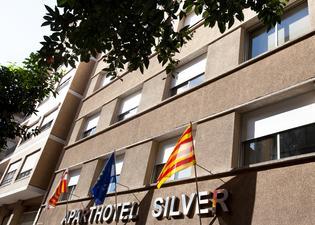 白銀公寓式酒店