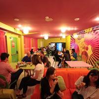 Mellow Hostel Barcelona Breakfast Area
