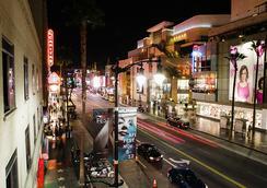 星光大道旅舍 - 洛杉磯 - 室外景