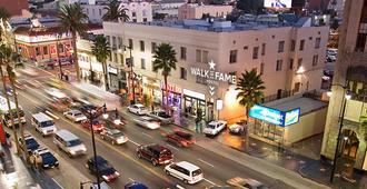 星光大道旅舍 - 洛杉磯 - 建築