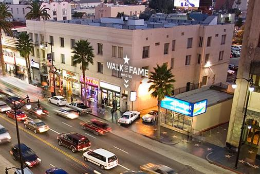星光大道青年旅舍 - 洛杉磯 - 建築