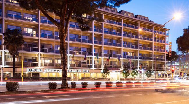 Hotel American Palace Eur - 羅馬 - 建築