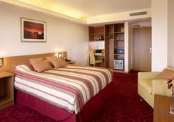 倫敦聖基拉斯飯店 - 倫敦 - 臥室
