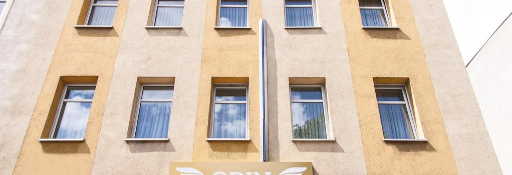 Hotel-Pension Odin - 柏林 - 建築