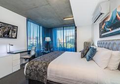 聖基爾達路曼特拉公寓式酒店 - 墨爾本 - 臥室