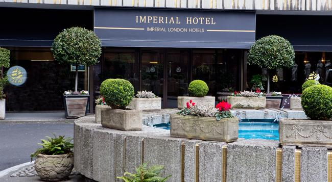The Imperial Hotel - 倫敦 - 建築