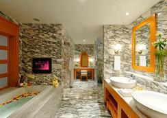 新加坡聖淘沙名勝世界邁克爾酒店 - 新加坡 - 臥室
