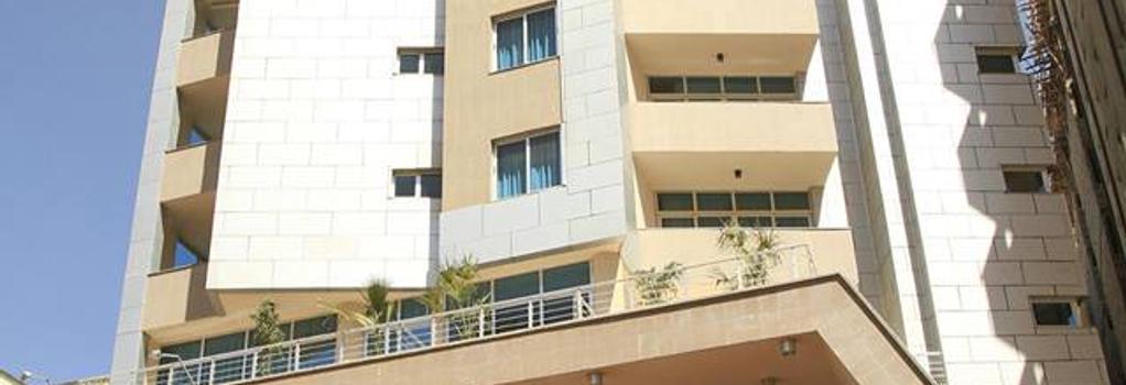 Aphrodite International Hotel - Addis Ababa - 建築