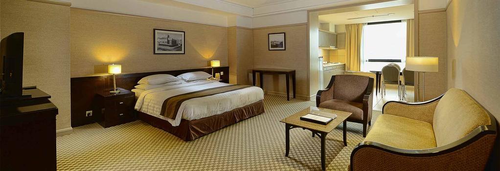 Pacific Regency Hotel Suites - 吉隆坡 - 臥室