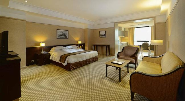 Pacific Regency Hotel Suites - 吉隆坡 - 臥室