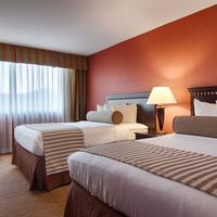 Ramada East Syracuse Carrier Circle Two Bed Guest Room