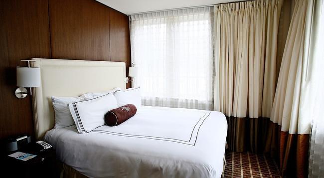 The Ellis Hotel - 亞特蘭大 - 臥室