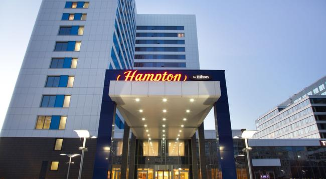 Hampton by Hilton Moscow Strogino - 莫斯科 - 建築