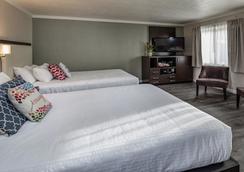 帕洛阿爾托戴斯酒店 - 帕羅奧多 - 臥室