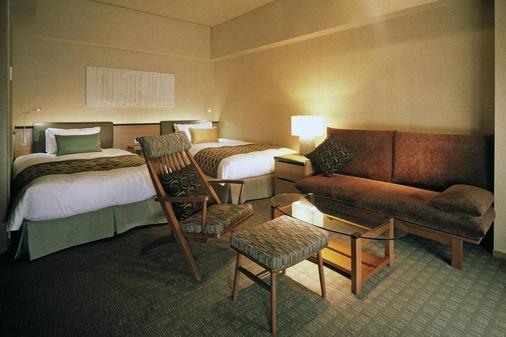 東京庭飯店 - 東京 - 臥室