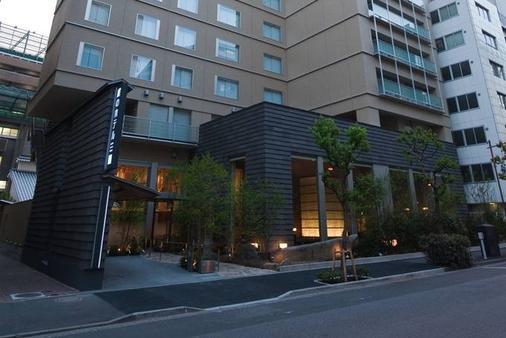 東京庭飯店 - 東京 - 建築
