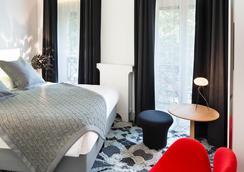 沙瓦內爾酒店 - 巴黎 - 臥室