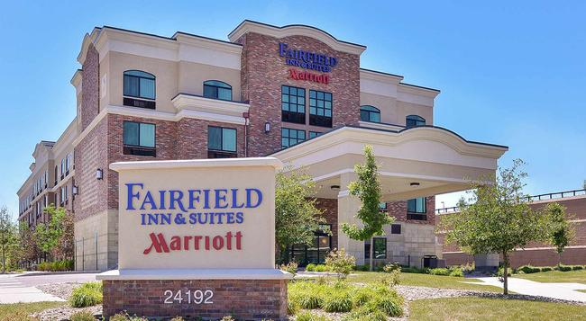 Fairfield Inn and Suites by Marriott Denver Aurora Parker - 奧羅拉 - 建築