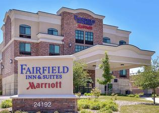 Fairfield Inn and Suites by Marriott Denver Aurora Parker