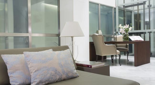 Hotel Internacional Ramblas Cool - 巴塞羅那 - 臥室