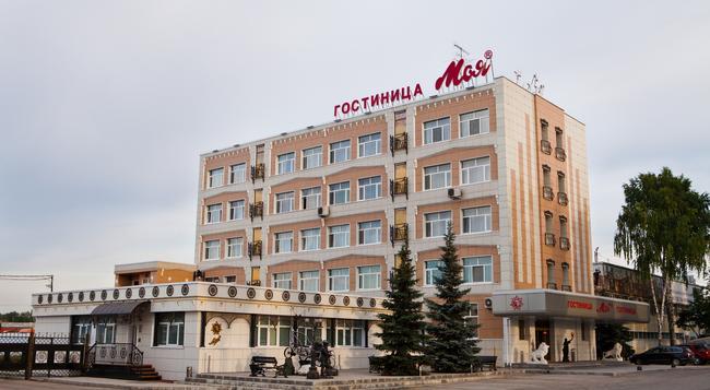 Moya Hotel - 薩馬拉 - 建築