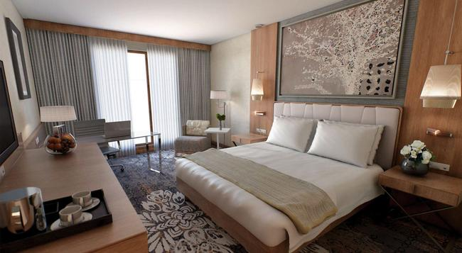 DoubleTree by Hilton Krakow Hotel & Convention Center - Krakow - 臥室