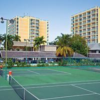 Sunscape Splash Montego Bay Tennis Court