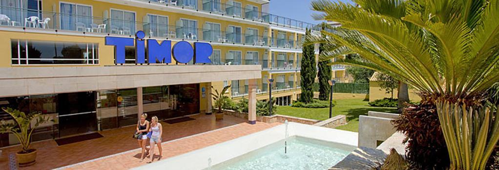 Hotel Timor - 帕爾馬 - 建築
