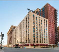 芝加哥旅程住宿酒店