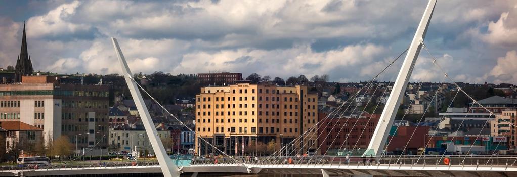 City Hotel Derry - 倫敦德里 - 建築