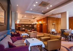 城市酒店 - 倫敦德里 - 休閒室