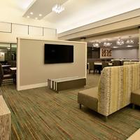 Residence Inn by Marriott Portland Airport at Cascade Station Lobby