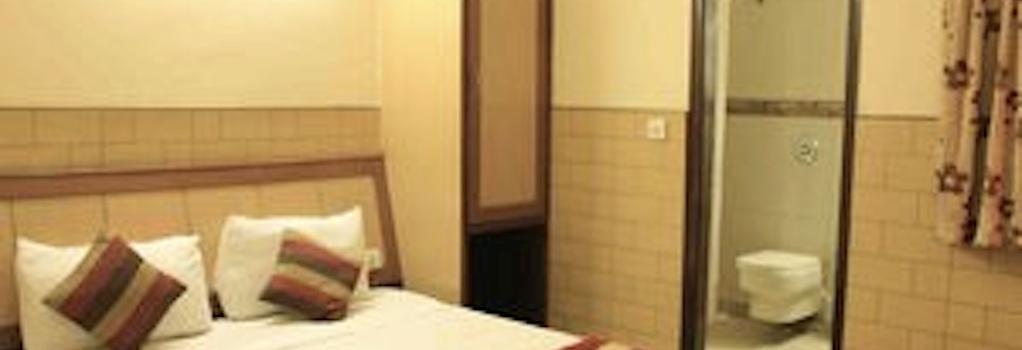 Hotel S.P.B 87 - 新德里 - 臥室