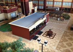 沃斯堡機場酒店及會議中心 - 歐文 - 大廳