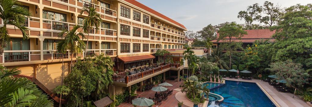 Prince d'Angkor Hotel & Spa - 暹粒 - 游泳池