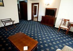 普利莫雷茲格蘭德Spa酒店 - Burgas - 臥室