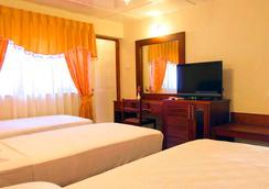 安詳簡易別墅旅館 - 努沃勒埃利耶 - 臥室