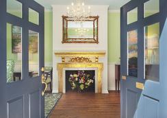 Elliott House Inn - 查爾斯頓 - 大廳