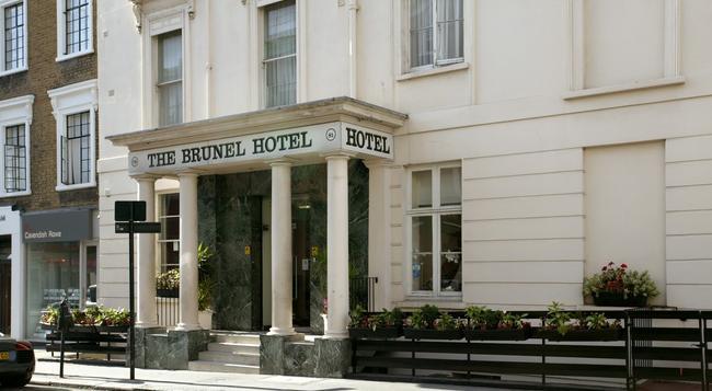 Brunel Hotel - 倫敦 - 建築