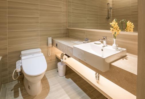 台北豪景大酒店 - 台北 - 浴室