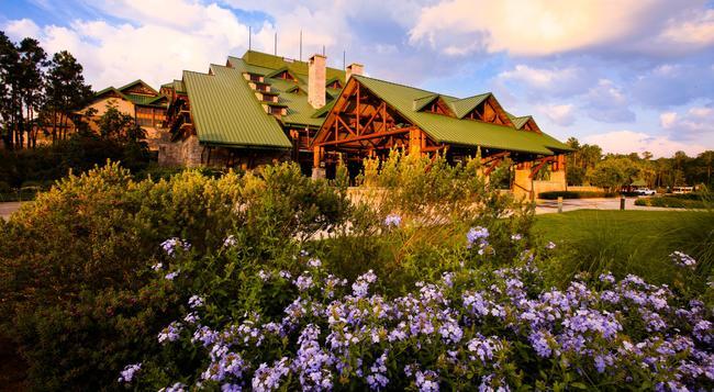 Disney's Wilderness Lodge - 博偉湖 - 建築